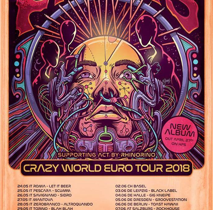 Crazy World Tour